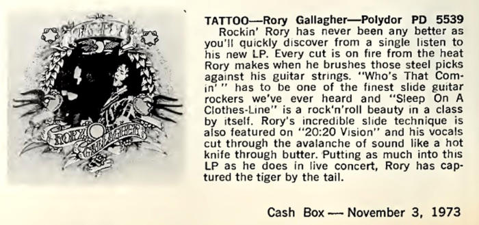 Tattoo (1973) - Page 3 139